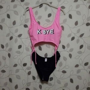 e610b71f6a1b0 No Boundaries Swim - New! NB K Bye Swimsuit